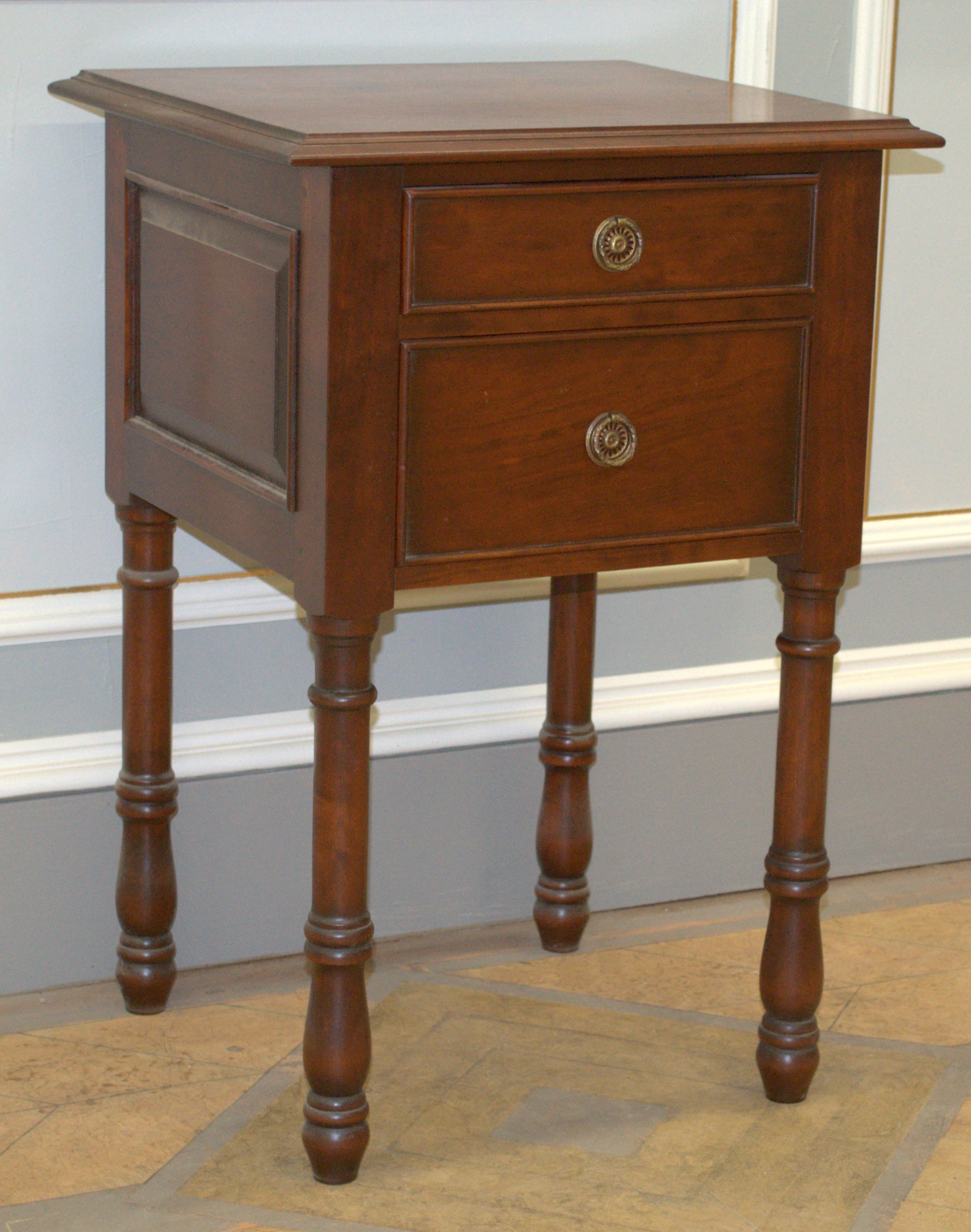 The Tudor Nightstand